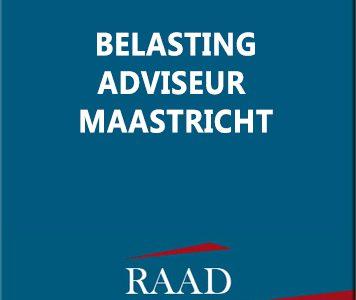 Belastingadviseur Maastricht
